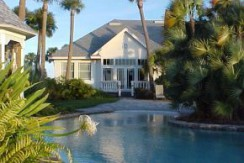 Villenanwesen mit Wasserfront – St. Augustine Florida