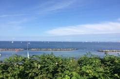 Blick auf die freie Ostsee