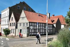 Schöne Wohnung in historischem Haus in Schleswig